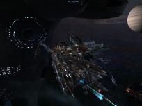 Alpha Fleet surges from VFK station