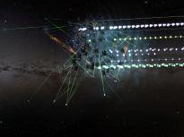 Megathrons and Logistics