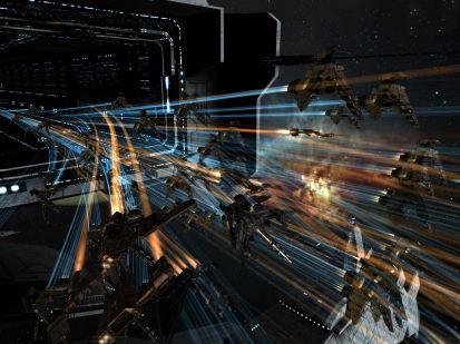 Harpy Fleet undocks