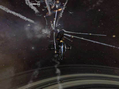 Cruise missiles skirting past the Rev