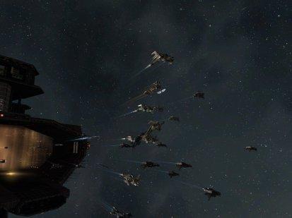 Task Force Asher undocks