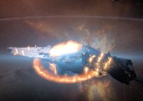 The Fortizar erupts