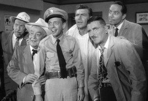 See what's got the attention of Floyd and Andy and Barney and the Boys by scrolling down to the Mayberry Days listing in September.