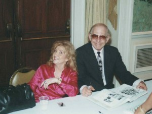 Vikki and Doug at a Mayberry Cast Reunion event at Opryland in 2001.