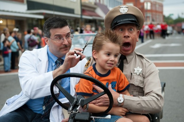 Get ready for Mayberry Days fun!  Photo by Hobart Jones.