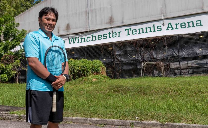 Tennis Coach Bo