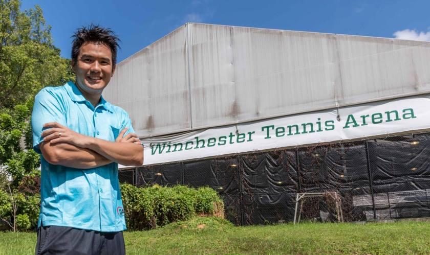 Tennis Coach X