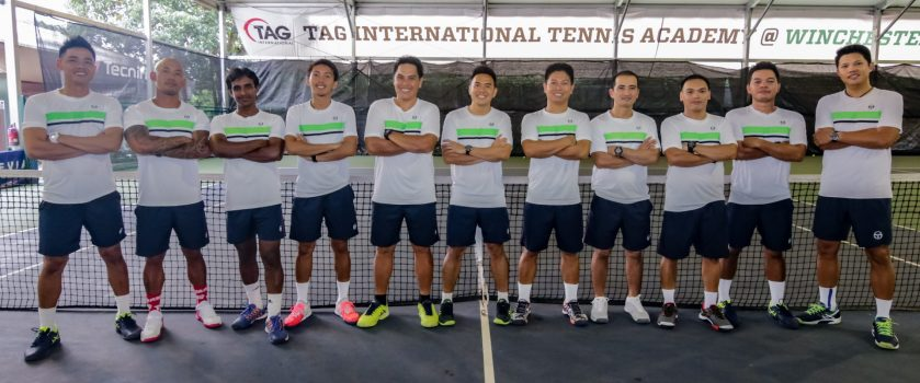 TAG International Tennis Academy Singapore Coaches