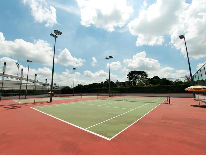 ActiveSG Choa Chu Kang Tennis Centre
