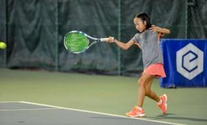 TAG International Student, Singapore U10 Champion Abriez Wong