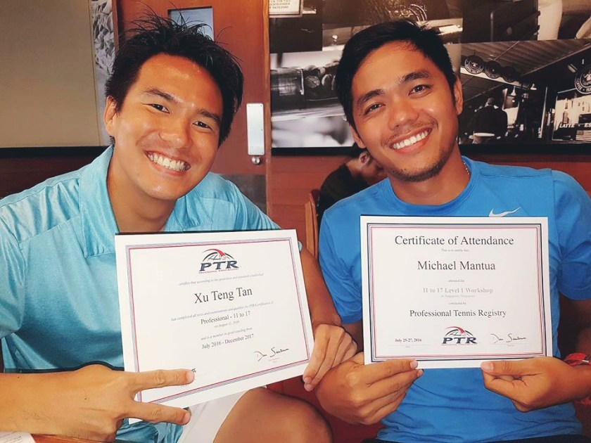 Professional Tennis Registry Full Professional