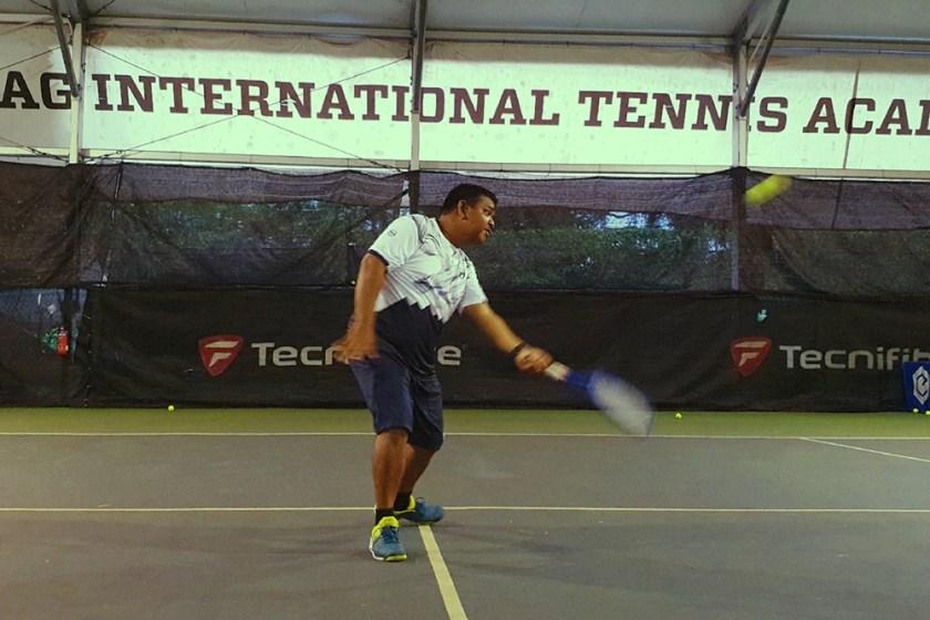 Junk Baller Coach Ten Rapeepat Thonghatta