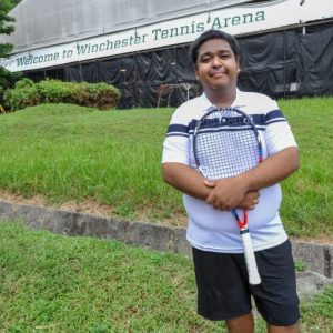 Coach Ten Rapeepat Thonghatta, TAG International Tennis Academy