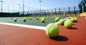 SAFRA Tampiness Tennis Court