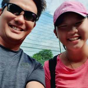 Sarah Chan - Tennis Junior of Coach xt