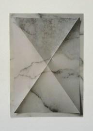 Sibylle Eimermacher, Folding Marble
