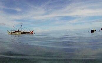 Tagulandang Island (North Sulawesi). Snorkeling in Batu Ampat, Bahoi. Perahus-.