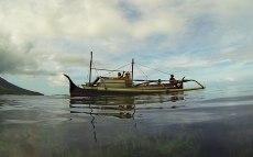 Tagulandang Island (North Sulawesi). Snorkeling in Batu Ampat, Bahoi. Perahu.