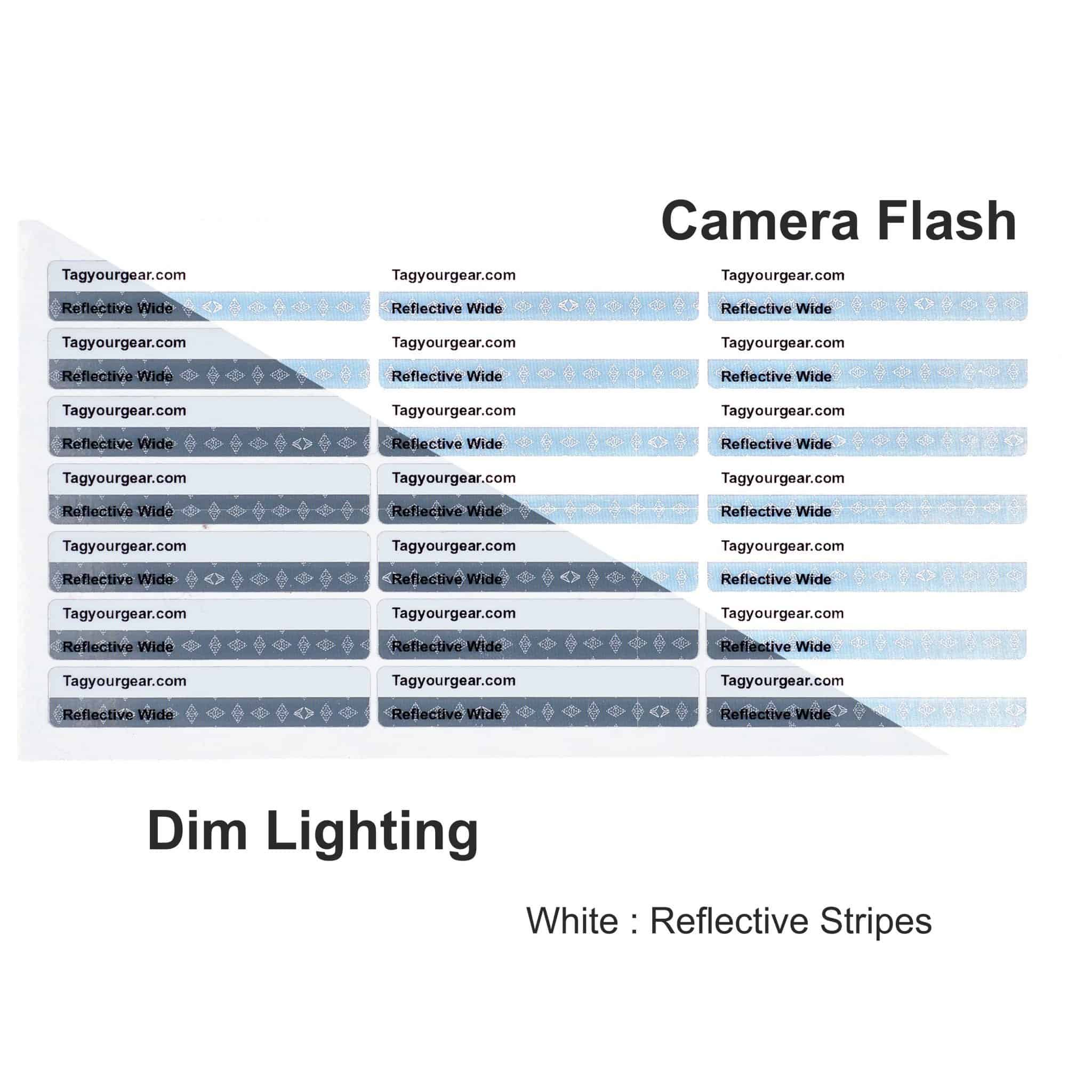 reflective gear labels