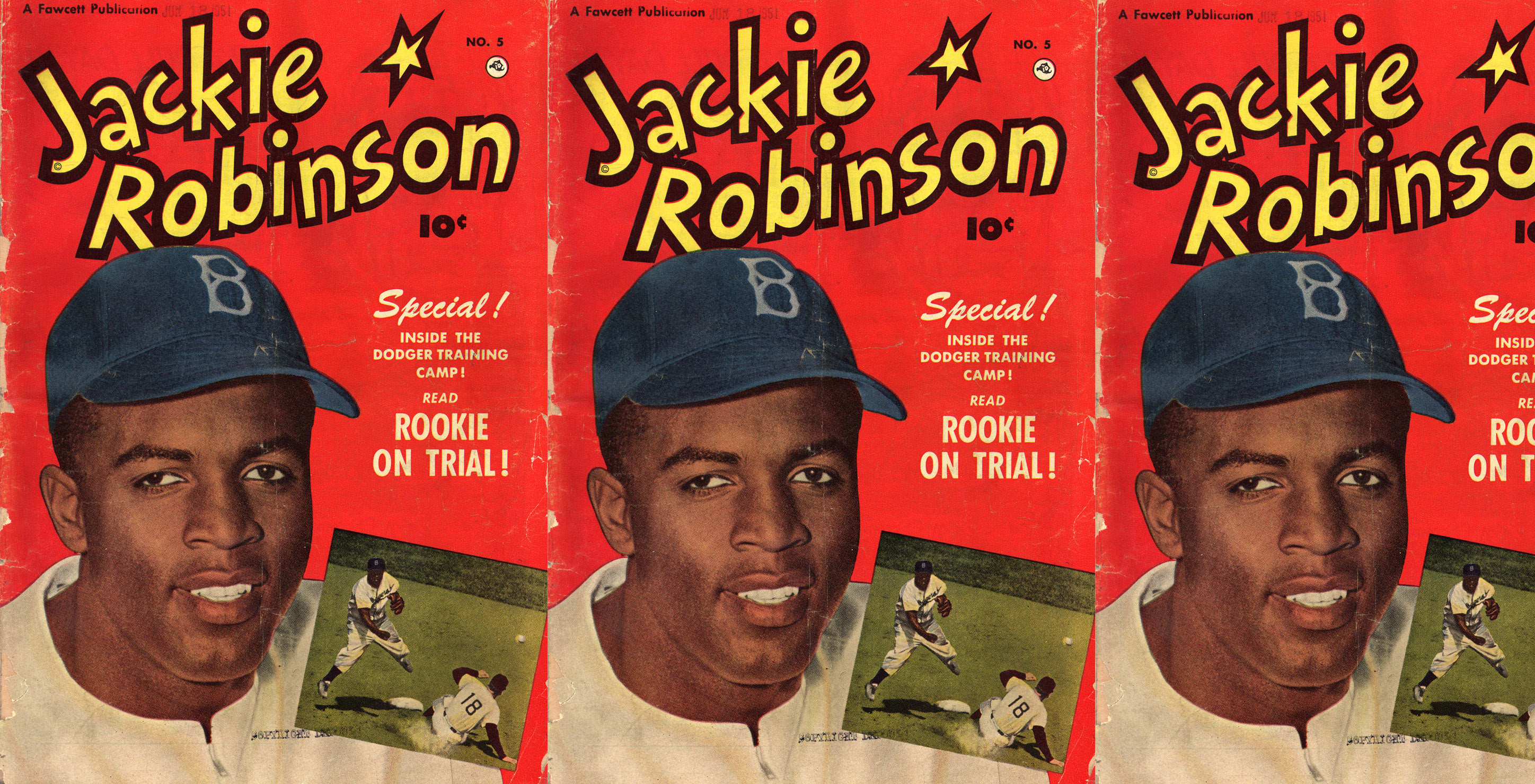 The American Historian Jackie Robinson Day And The