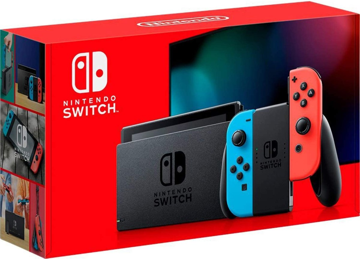 The Original Nintendo Switch