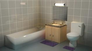Tahajul Islam photo of happy bathroom
