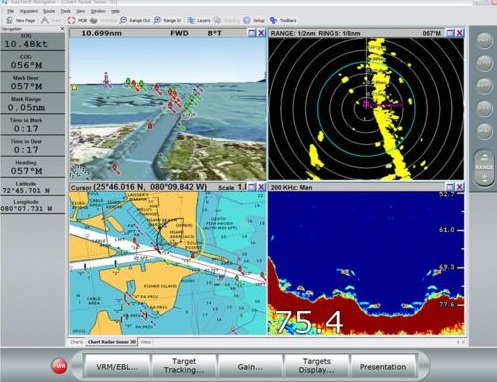RayTech Navigator Software Version 6.1