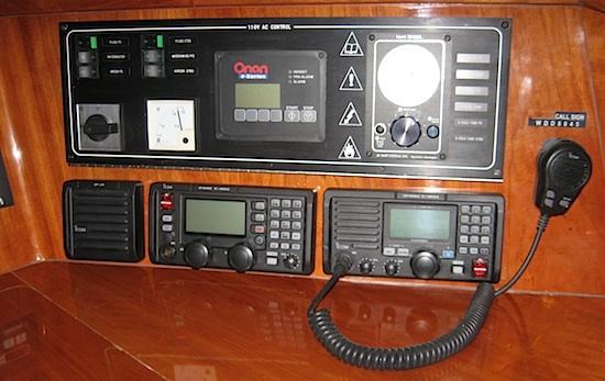 SSB Radio installed