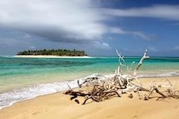 Southern Tofanga in Ha'apai, Tonga