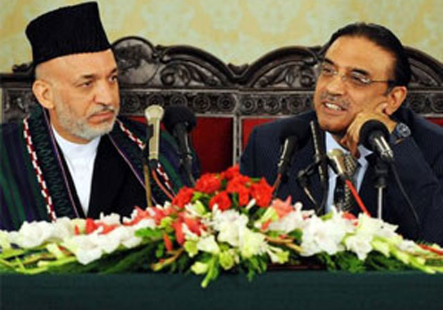 Zardari-Karzai