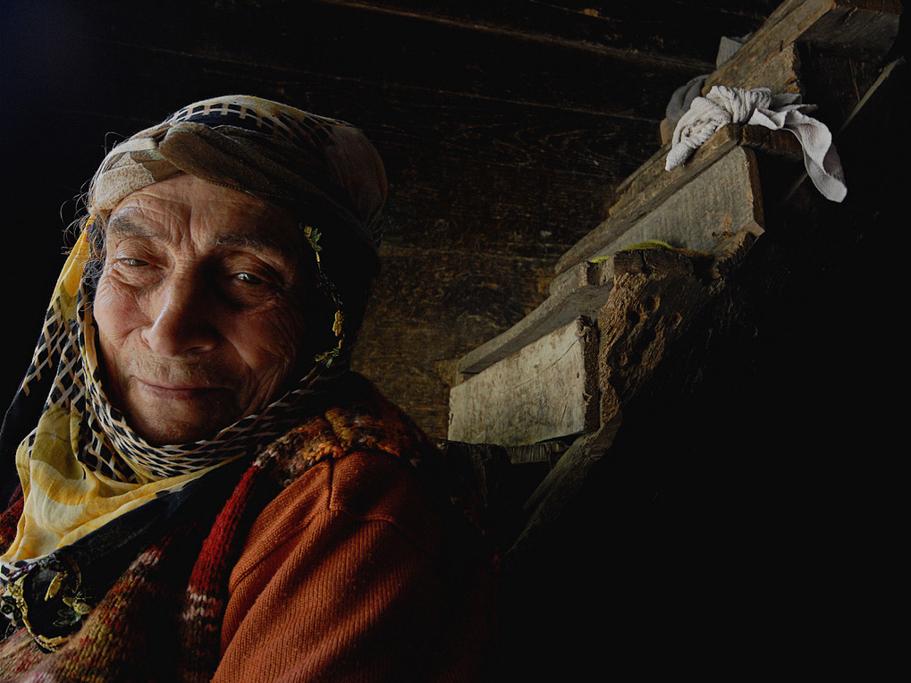 Woman of Black Sea - Rize -Hemsin / Turkey