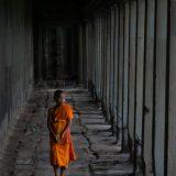 Ankgor Wat. Küçük Rahip