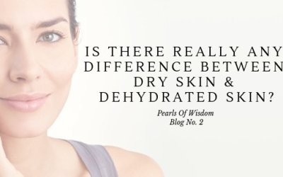 Is There Really Any Difference Between Dry Skin & Dehydrated Skin?