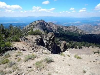 From Relay Peak