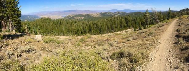 Ridge to Marlette Vista
