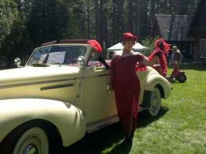 Great Gatsby Living History Festival @ Tallac Historic Site   South Lake Tahoe   California   United States