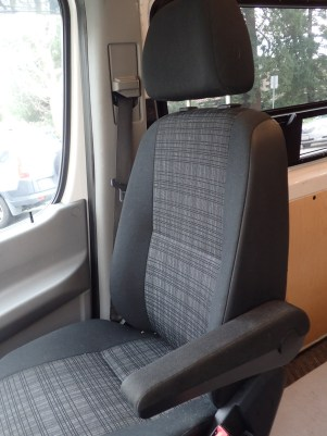 Stock seats