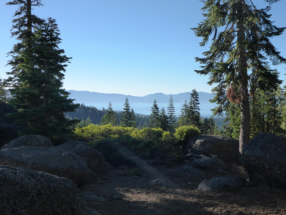 27-Lake Tahoe in the Morning