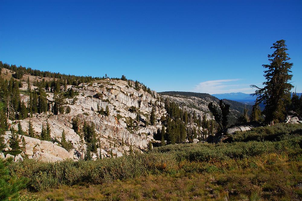 74-Sliver of Lake Tahoe
