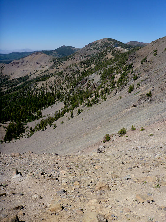 39 - View Near the Backside of Relay Peak