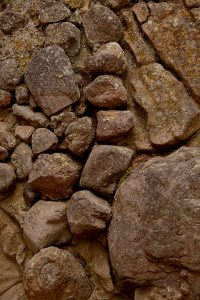70 - Conglomerate Rockface