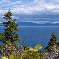 Hiking Eagle Point Scenic Overlook (via South Side of Emerald Bay in South Tahoe)