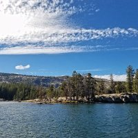 Hiking Dardanelles Lake (via Christmas Valley Trail)