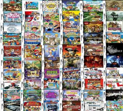 Wii Games Some Nintendo Ds Games