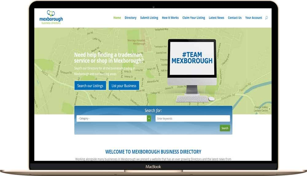 The Mexborough Business Directory