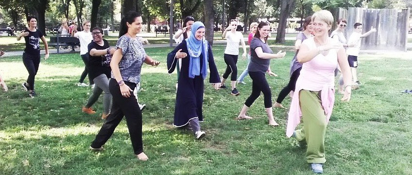 Tai Chi and Qi Gong workshop in Belgrade