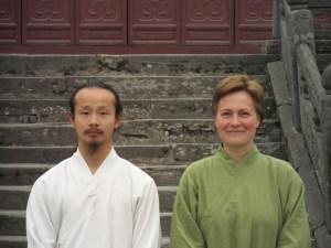 Wu Dang, Tai Chi, Master Chen Shi Xing
