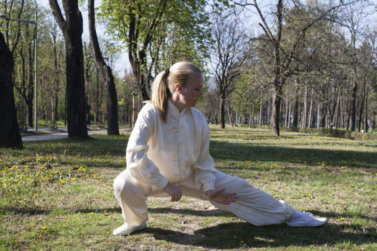 Tai Chi u Beogradu, duh i telo