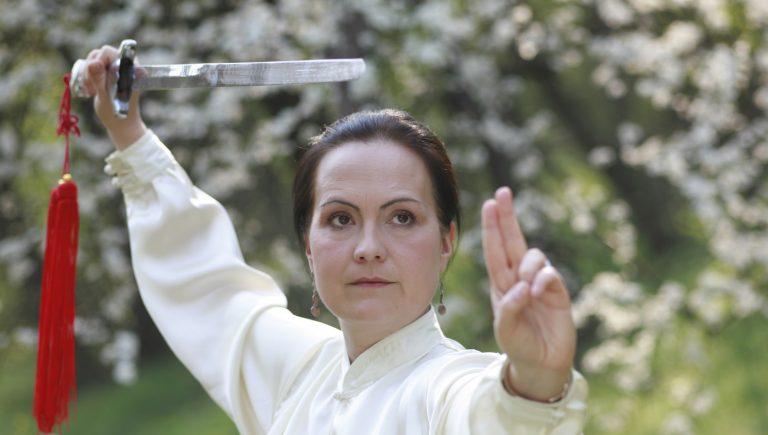 Isidora Milosevic, Tai Chi instruktorka, Beograd