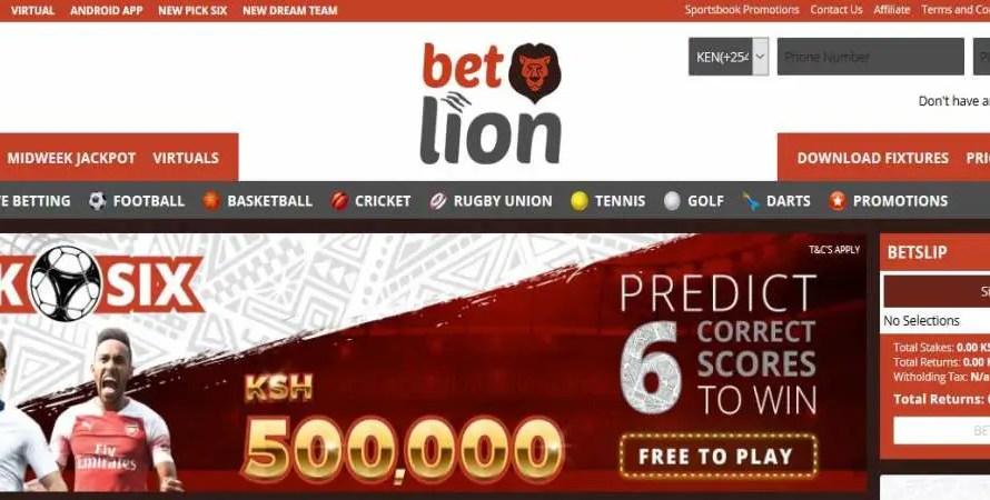 24th January 2020 Betlion Midweek Jackpot Predictions